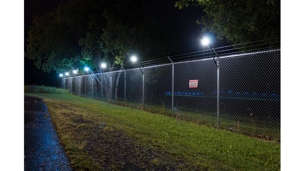 Senstar Lm100 Perimeter Security Solution