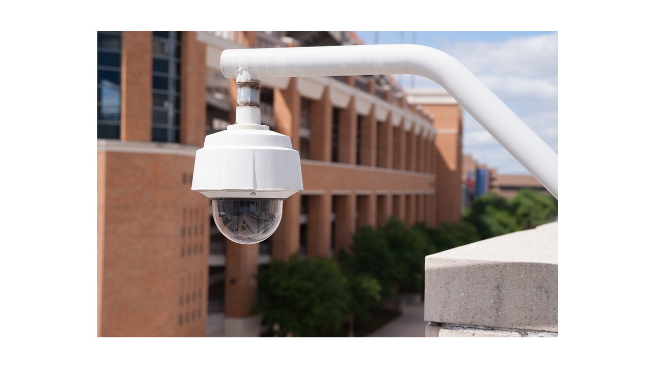 Report: U.S. surveillance camera sales to grow 7.2 percent annually through 2021