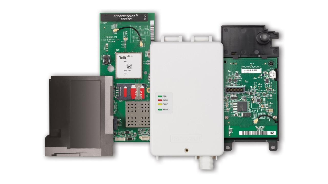 Honeywell Expands 4g Lte Cellular Communicator Portfolio