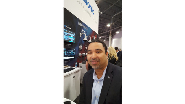 siw radio isc west 2018 edition panasonic s new road map for integrated technology solutions