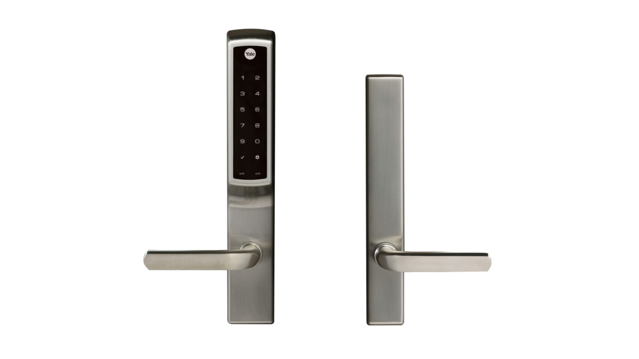 Yale Assure Lock For Andersen Patio Doors