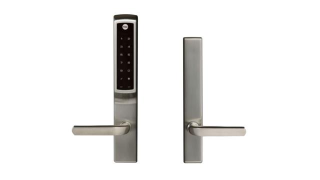 Yale Assure Lock For Andersen Patio Doors Securityinfowatch