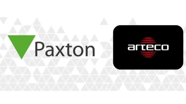 Arteco paxton announces technology integration with arteco