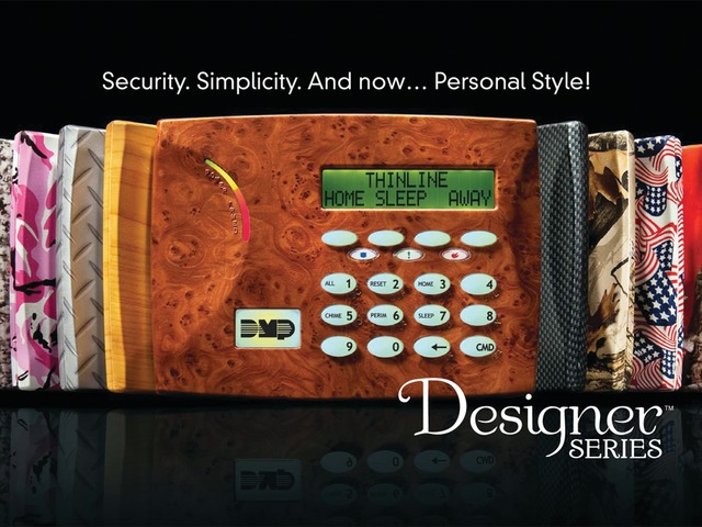 Digital Monitoring Products (DMP) Designer Series in Access Control