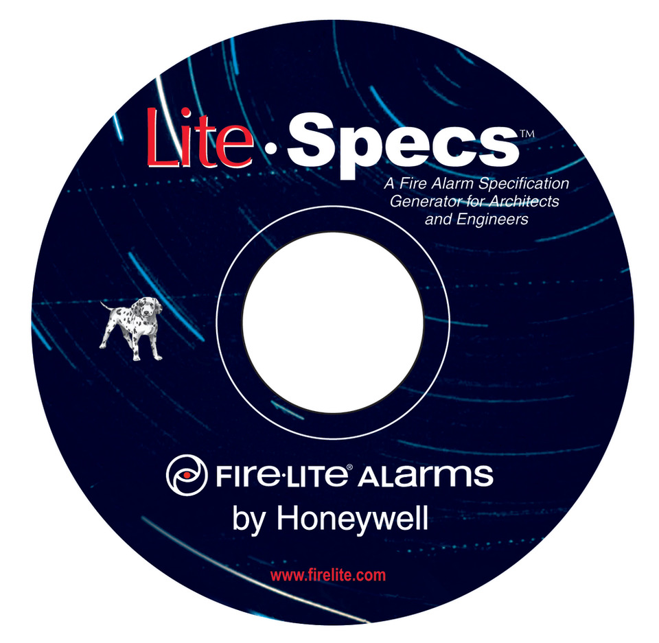 Honeywell -- Fire-Lite Alarms Lite-Specs in Fire & Life Safety