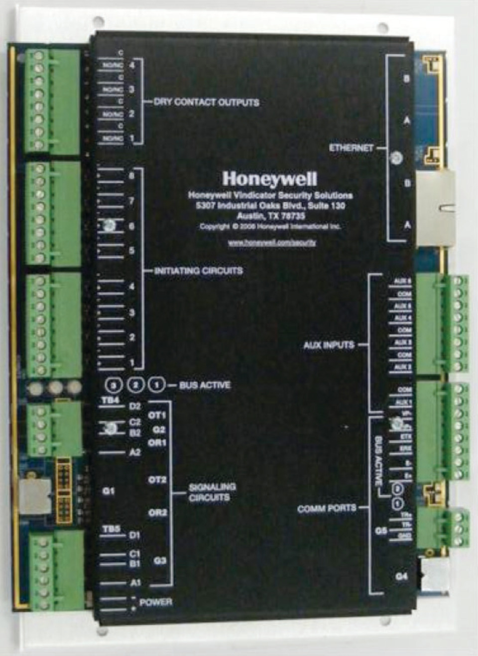 Honeywell Uhs 1500 Device In Computer And Network Security