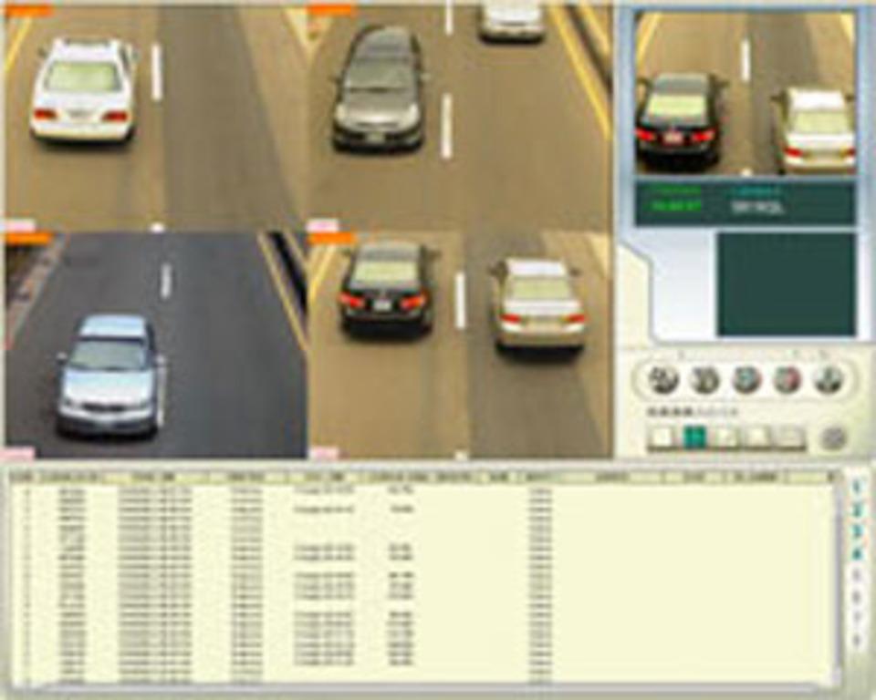 GeoVision's LPR/ANPR system now works with IP cameras