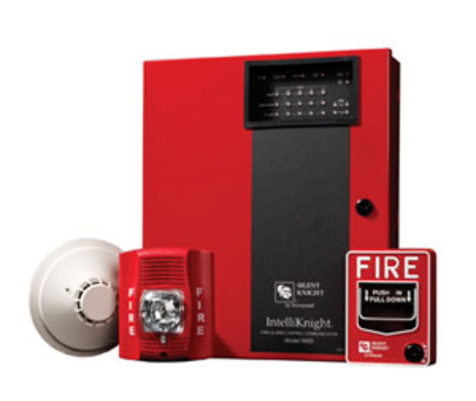 Silent Knight Launches New Fire Alarm Control Panel