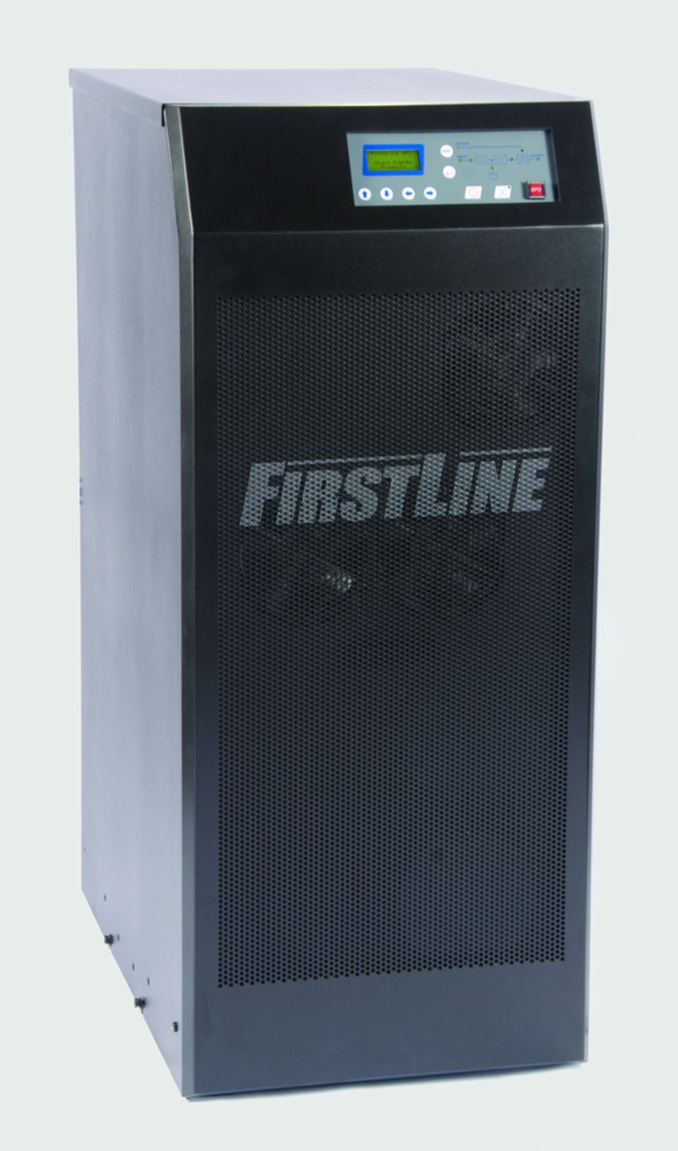 Staco Energy Products Co Flu 10s Three Phase Uninterruptible Power This Standard Cord Is Commonly Usedby Pc Supplies And Many Has Introduced The A Second Generation To Its Firstline 10kva Supply Ups