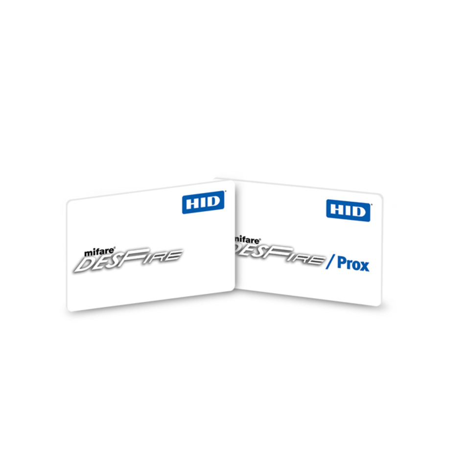 HID Global MIFARE DESFire EV1 card in Cards & Tokens