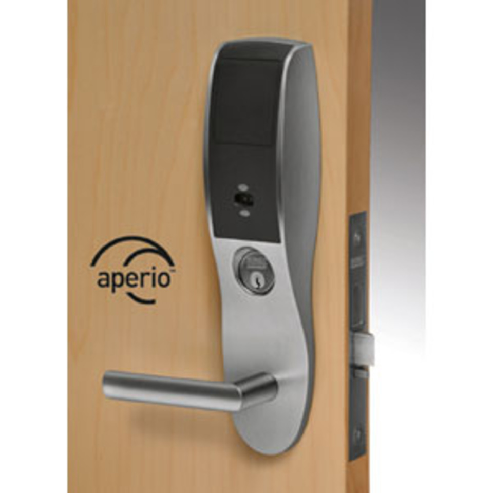 Sargent Releases V N2 Lock With Aperio Technology