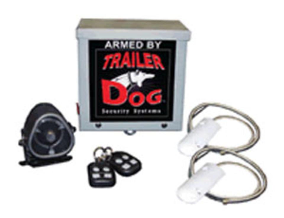 Trailer Dog Td 2000 Theft Deterrent System In Alarm System