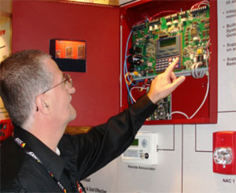 Fire-Lite Alarms recently upgraded its MS-9200UDLS and MS