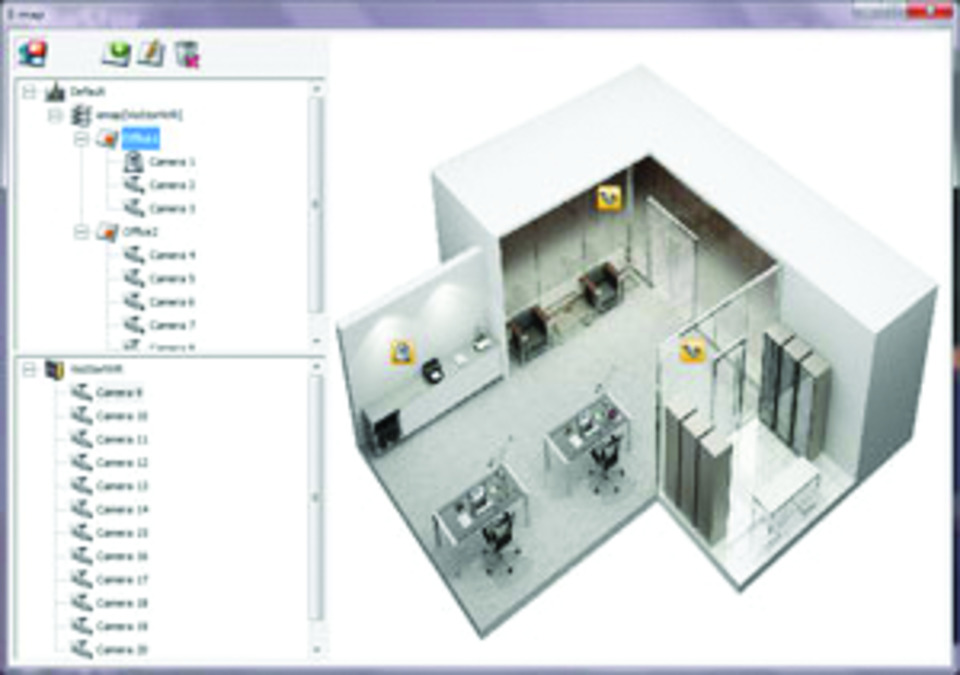 QNAP V3 5 0 VioStor NVR Firmware Upgrade in Video Surveillance