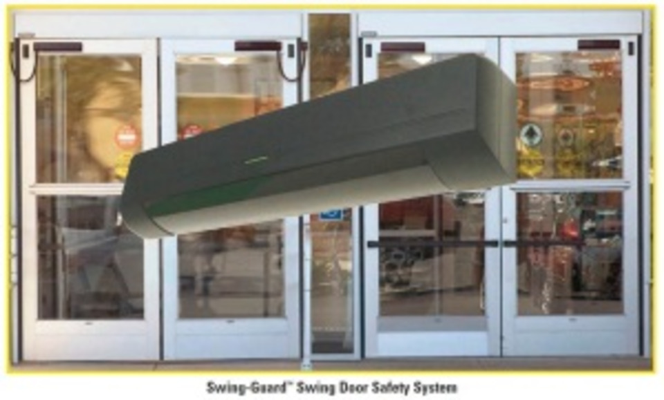 Stanley Launches Swing Guard Door Safety System