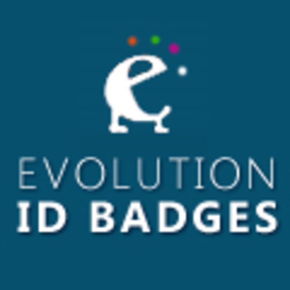evolution id badges