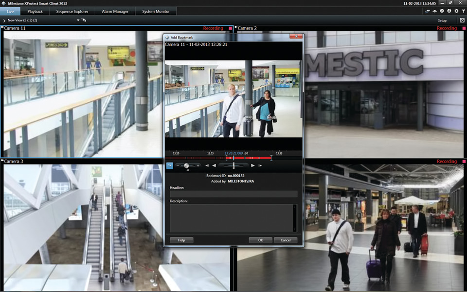 Milestone Systems Inc  Milestone XProtect Expert in Video