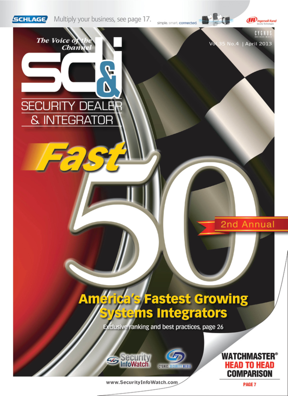 America's Fastest Growing Systems Integrators