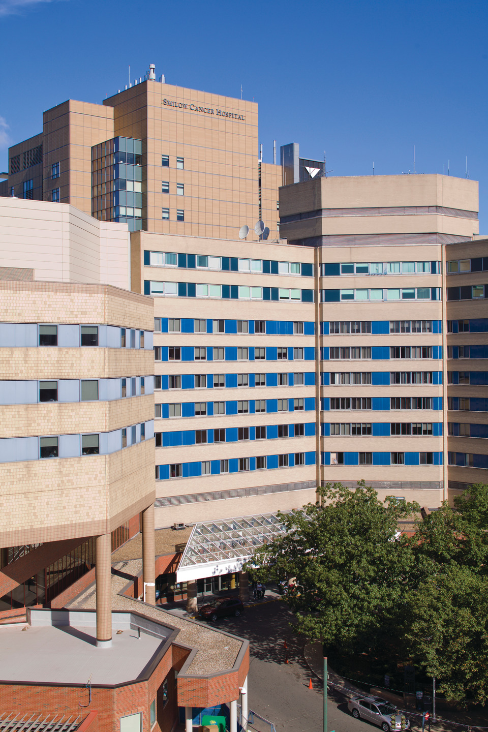 Inside Yale-New Haven Hospital's access control and video