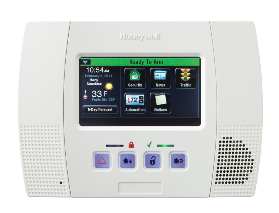 Honeywell Honeywell App for Lynx Touch 5100 in Integrators