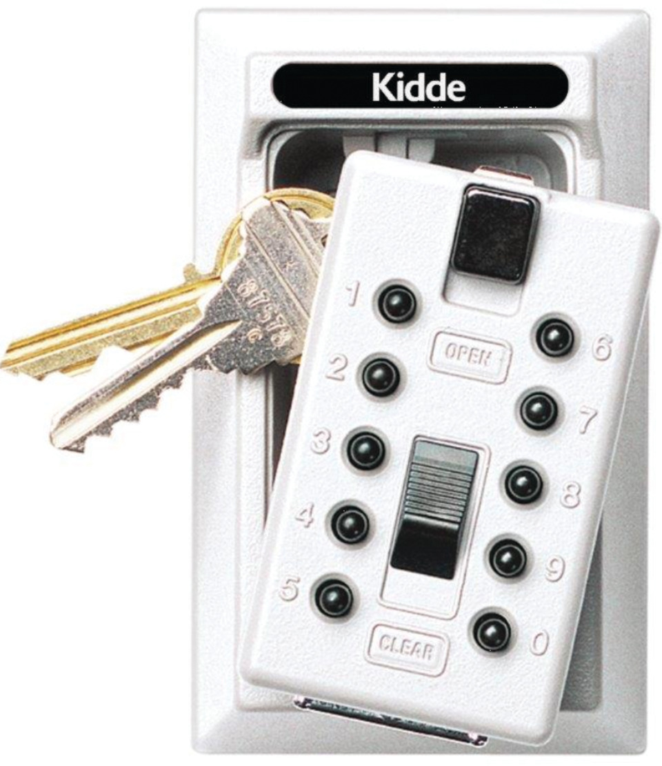 Kidde AccessPoint KeySafe Key Management System from Kidde