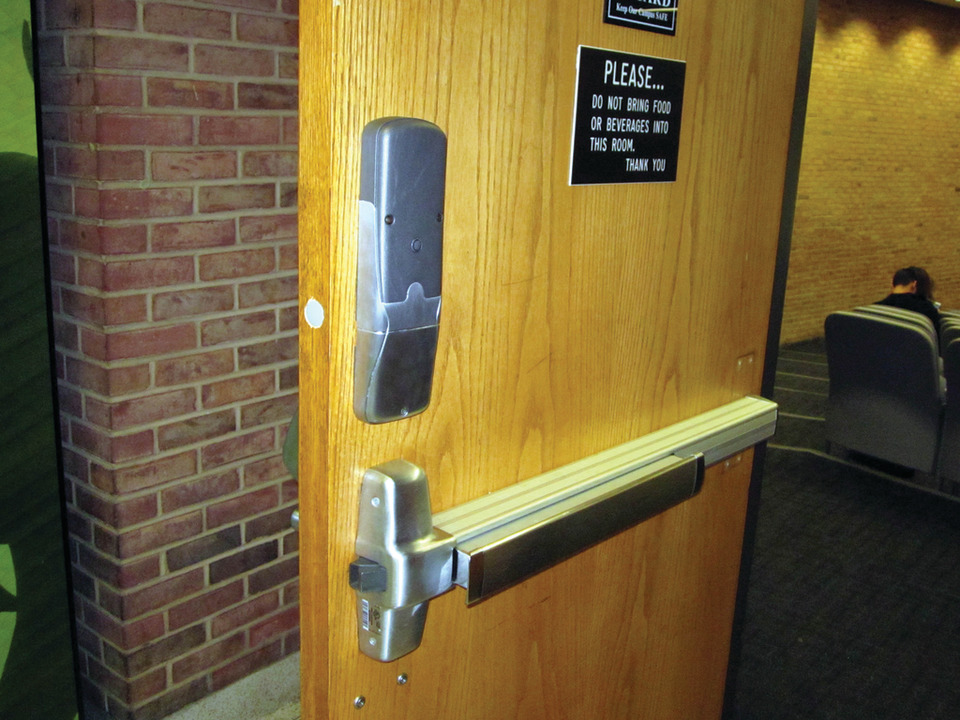 Classroom Access Control Sales Tactics