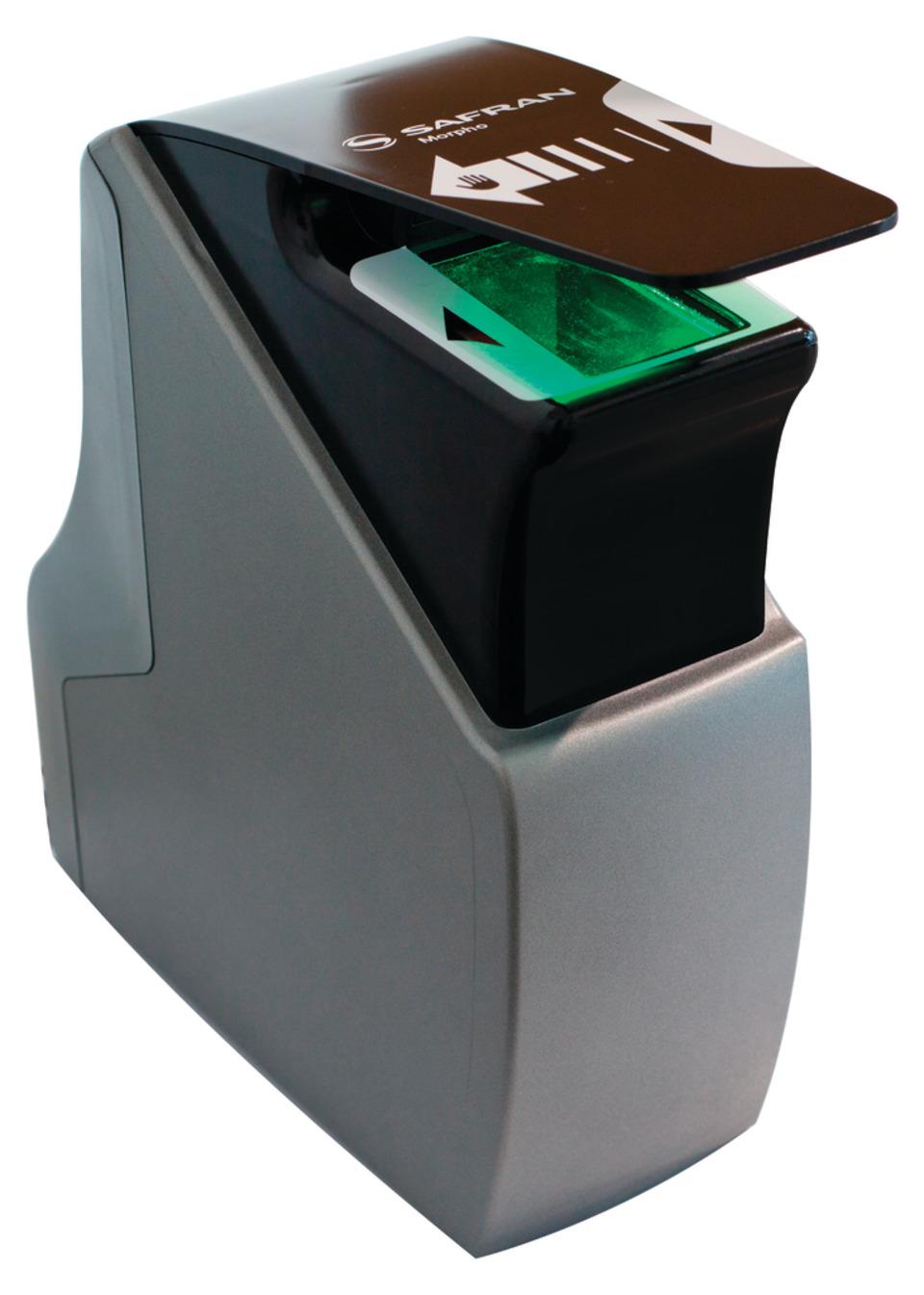 IDEMIA (formerly OT-Morpho) Finger On the Fly in Biometrics