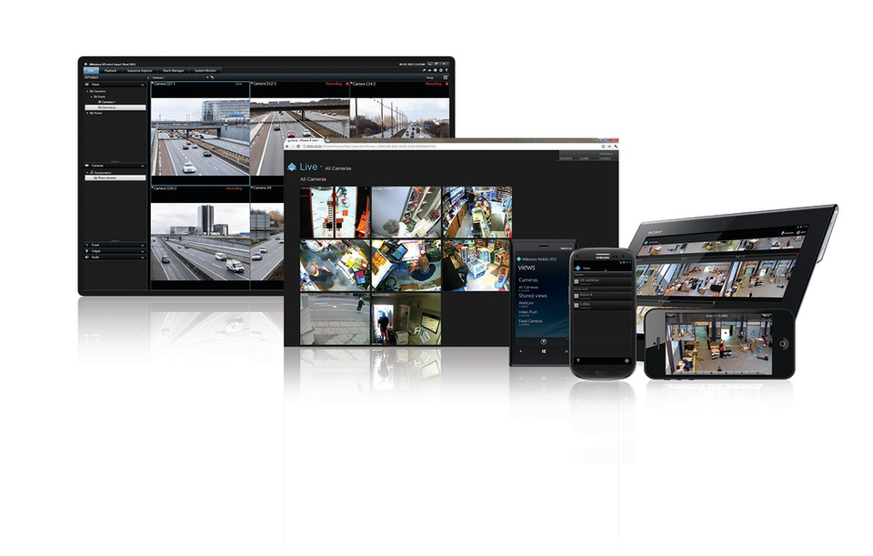 Milestone Systems Inc  XProtect 2014 in Video Management Software/VMS