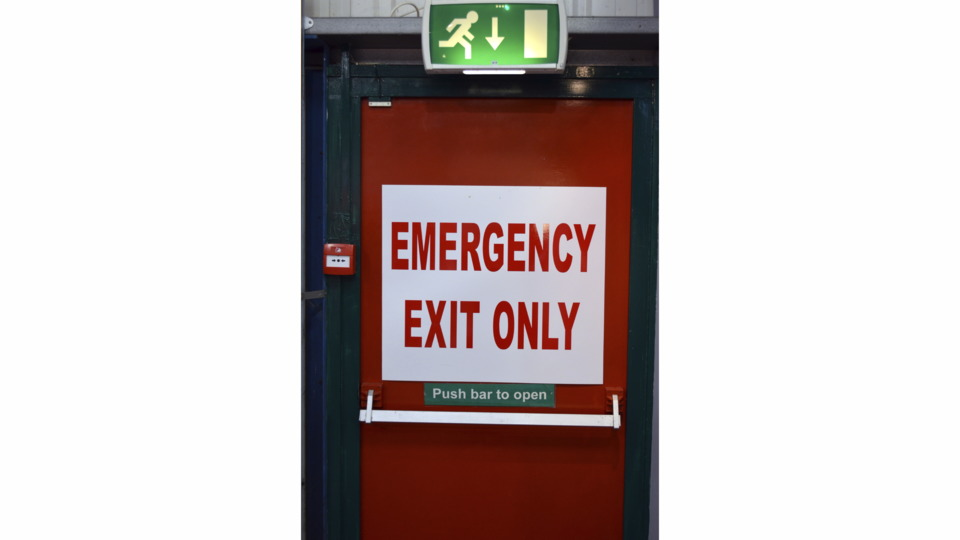 Fire Life Safety Back To Basics On Fire Exits