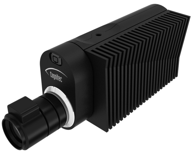Cognitec Systems Corp  Cognitec Introduces Video Camera with