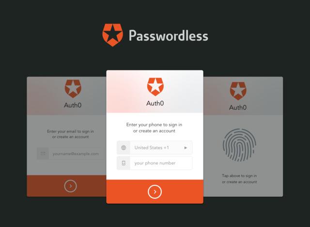 Auth0 Introduces Passwordless Authentication