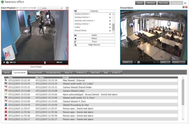 Eagle Eye Networks and SureView Systems Announce Cloud Video