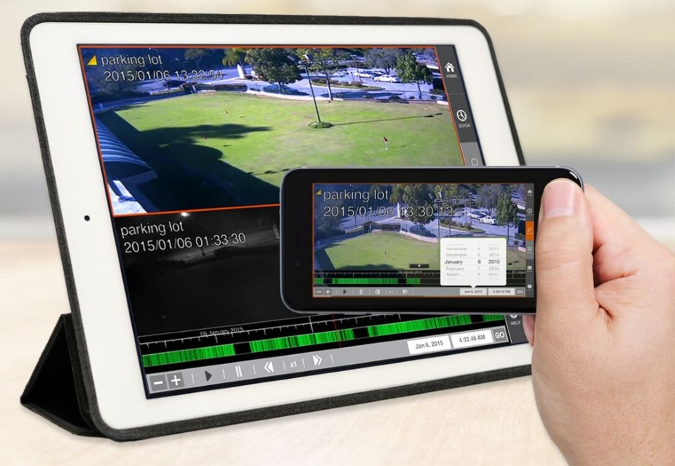 Digital Watchdog, Inc  DW Mobile Pro Client App for iOS in Video