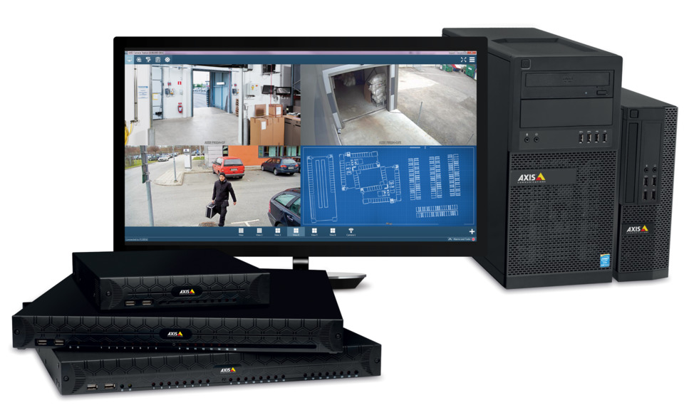 Axis Communications AXIS Camera Station S20 Appliance Series and