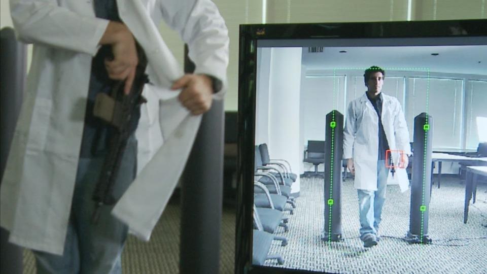 Broadband Discovery Systems Ronin Intelligent Threat