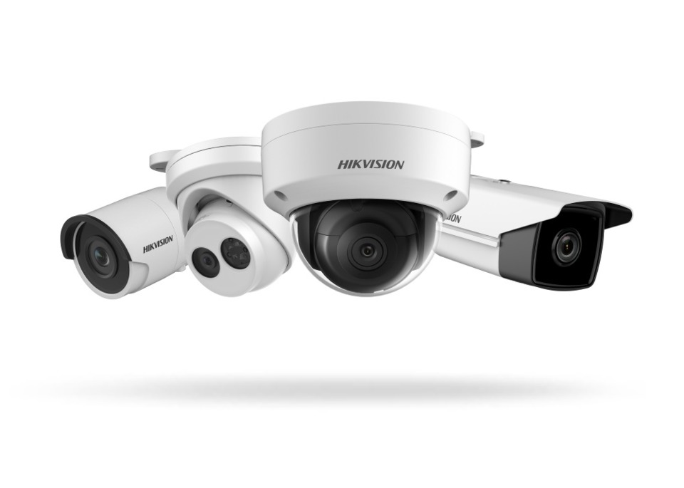 Hikvision Hikvision's H 265+ Camera Line in Video Surveillance