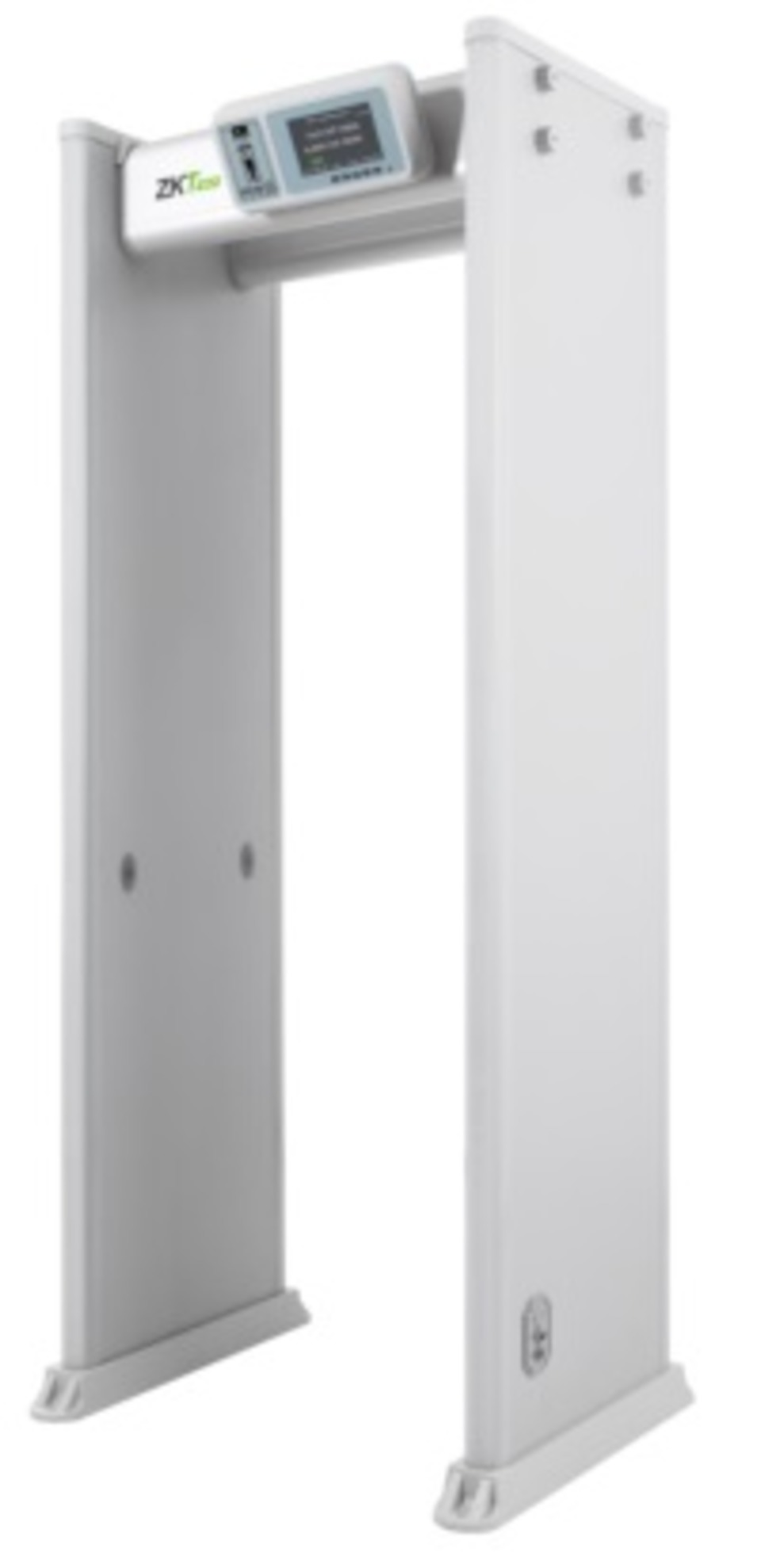 ZKTeco USA ZKAccess' WMD433 Walk-Through Metal Detector in