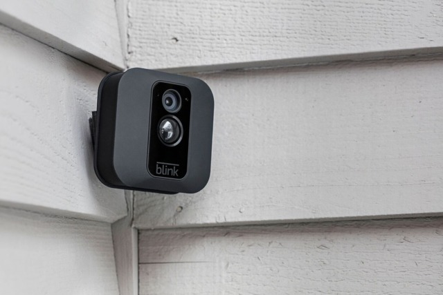 Amazon buys home security camera maker Blink