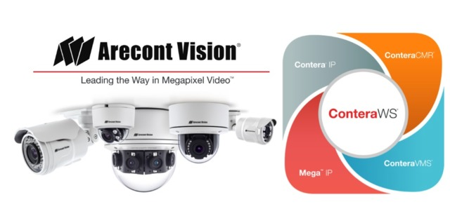 Arecont Vision offers complete solution for traditional and cloud