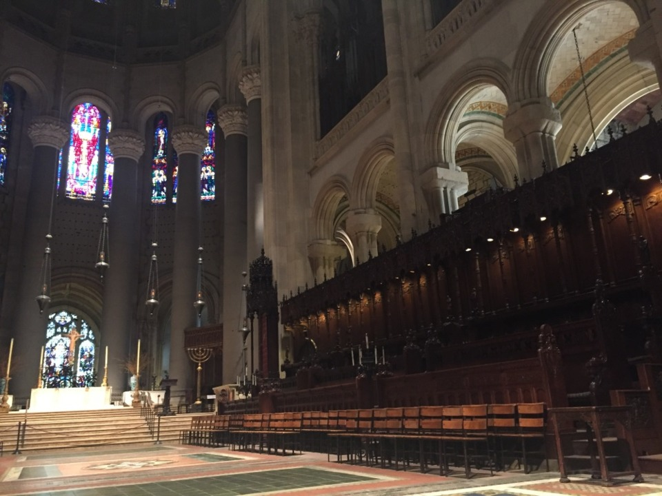 World's largest cathedral trusts Vicon to deliver world-class security