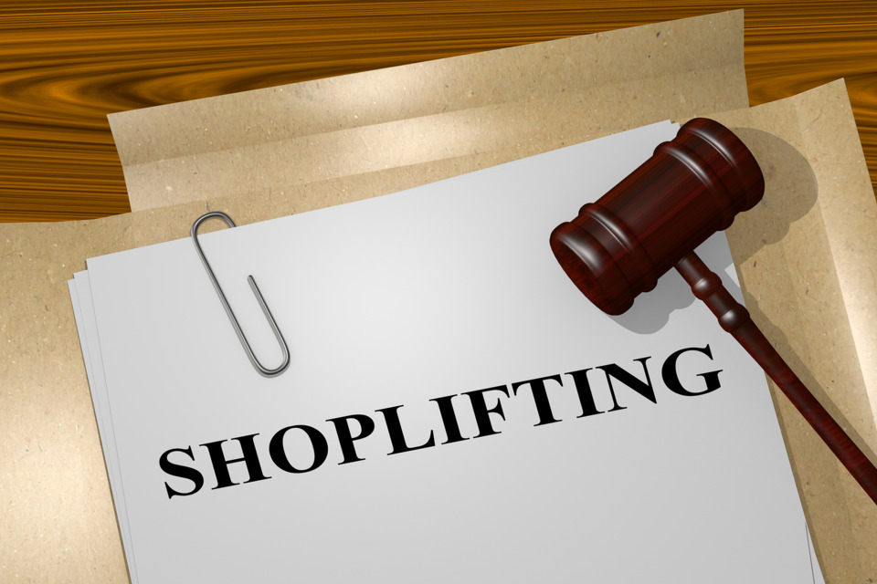 Retailers continue to battle the scourge of shoplifting