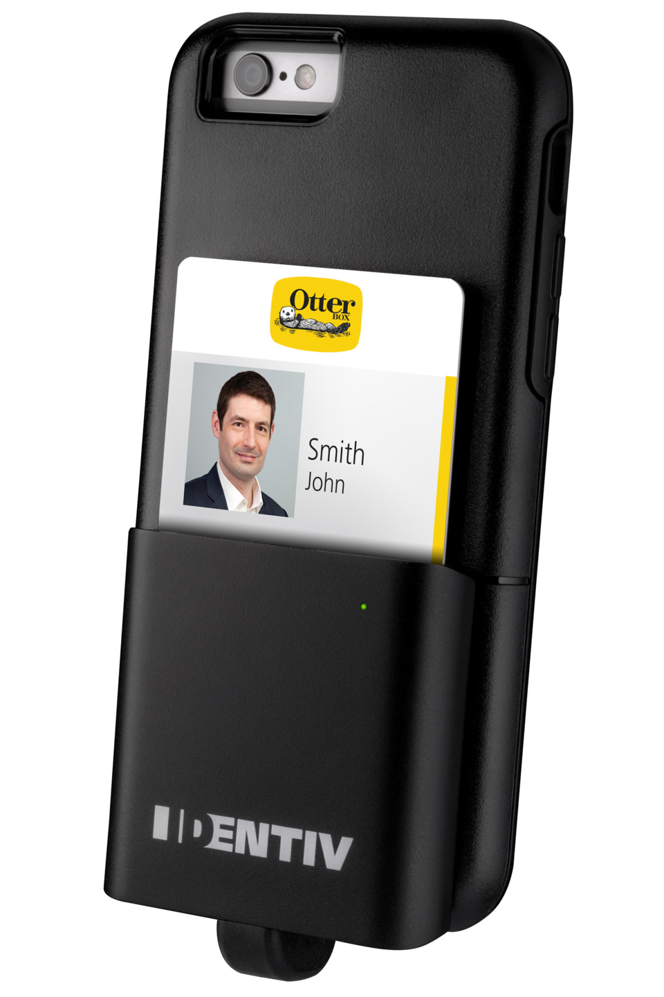 reputable site c14d2 7f3f4 Identiv Identiv's iAuthenticate 2.0 OtterBox in Reader Units