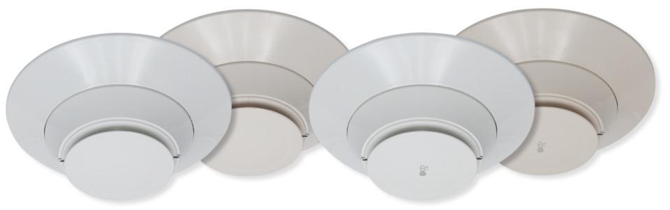 Honeywell Addressable Smoke and Heat Detectors from