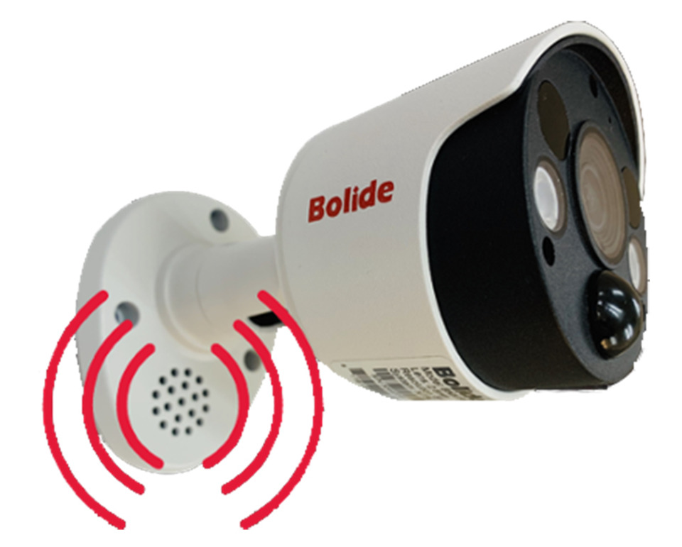 Bolide Technology Group Bolide's BN8035F 5MP H 265