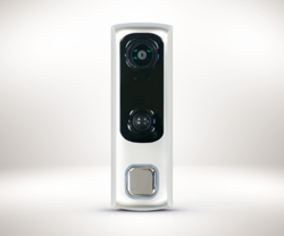 146172ed90a3 The LifeShield HD Video Doorbell also features sophisticated day and night  vision modes, giving homeowners the ability to see approaching visitors at  any ...