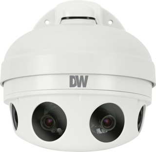 Video Surveillance > Cameras > Panoramic & 360-Degree