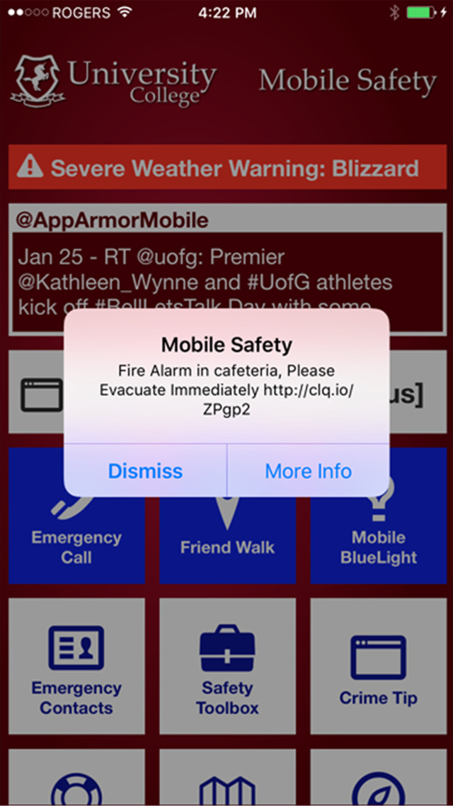AppArmor Releases 3 Emergency Communications Apps App Armor