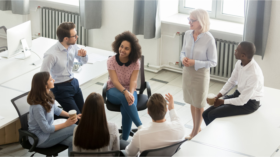 Your Business: The Benefits of Workforce Diversity