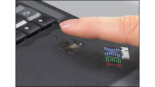 IBM Unveils First Biometric ThinkPad, Requires Fingerprint Match for Access