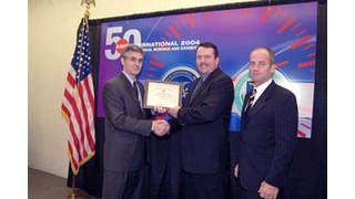 Northrop Grumman's Phil Mahoney Receives Department of Defense Cogswell Award